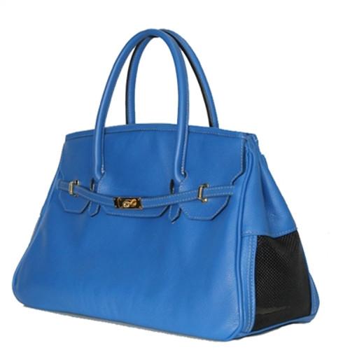 Katie Pet Carrier | Cobalt Blue