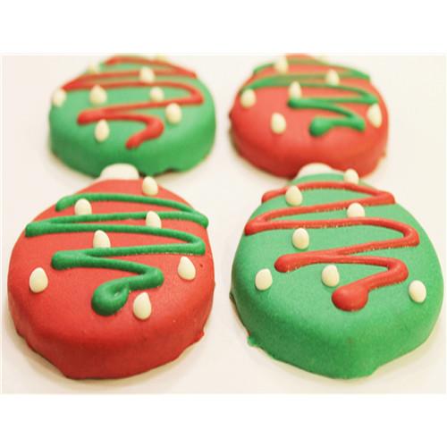 Holiday Ornament Treats