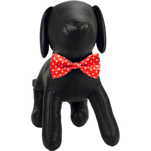 Valentine Dog Bow Tie  | 2 sizes