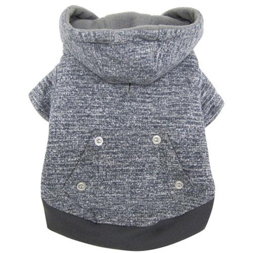Hoodie | Grey Heathered