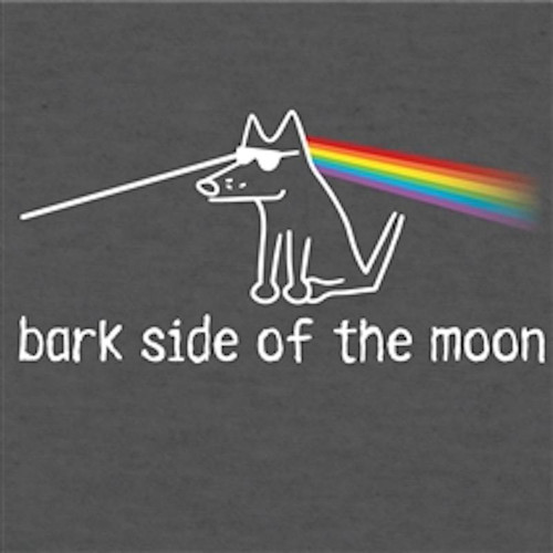 Bark Side of the Moon T-Shirt