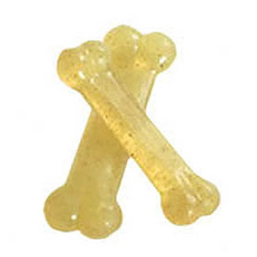 Nylabone Flexible Bone | Chicken Flavor