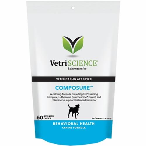 Vetri-Science Composure Bite-Sized Chews (60 Chews)