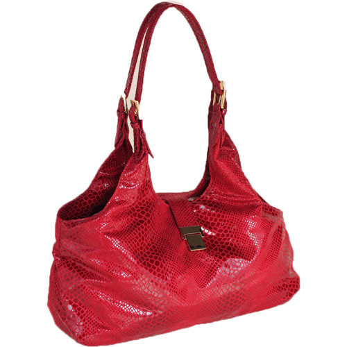 Venetian Dog Carrier | Red