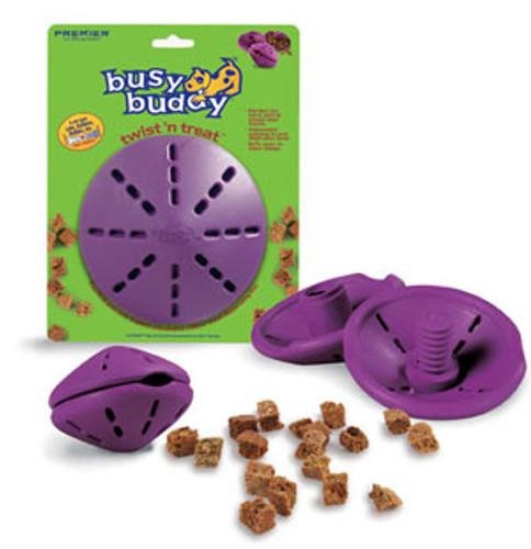 Busy Buddy Twist N' Treat Toy