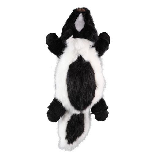 Go Dog Flatz Skunk Dog Toy