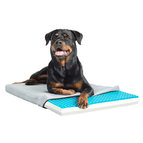 TheraCool™ Gel Cell Cooling Pad & Memory Foam Mat
