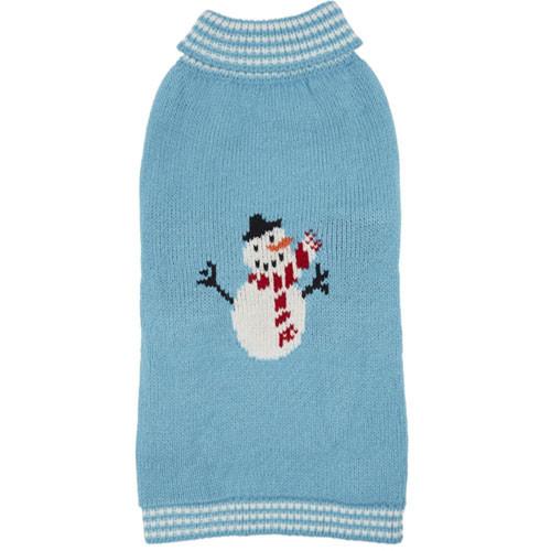 Snowyman Dog Sweater