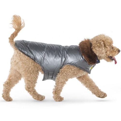 Aspen Puffer Coat | Silver