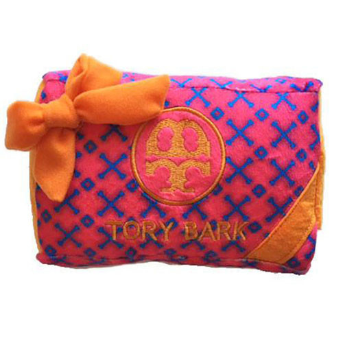 Purse Dog Toy | Tory Bark Gift Box