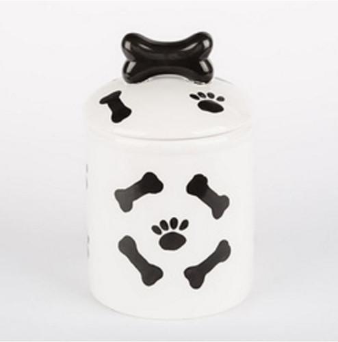 Paws & Bones Treat Jar