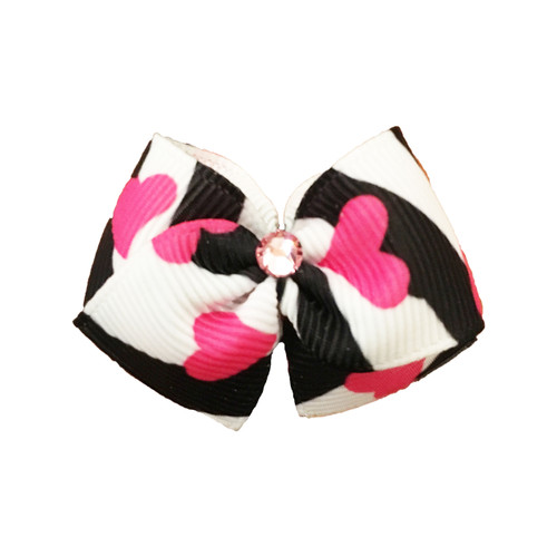 Amour Dog Hair Bow