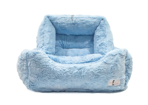 Bella Dog Bed | Baby Blue