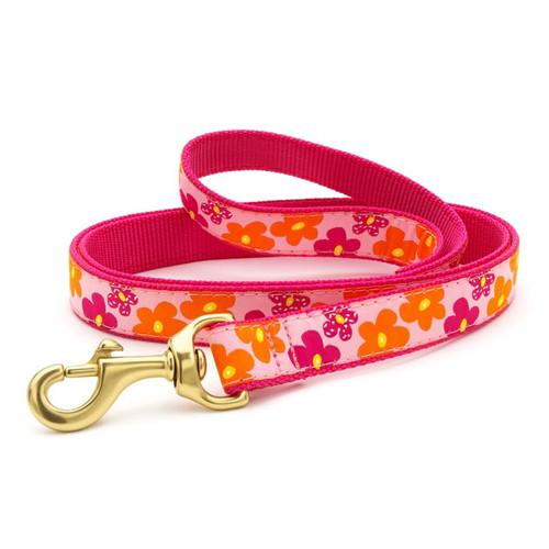 Flower Power Dog Leash