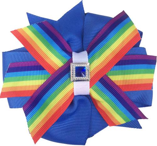 Pinwheel Collar Bud | Pride