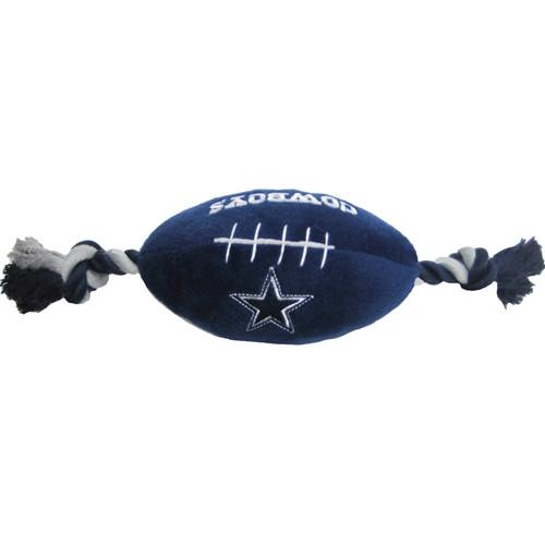 Dallas Cowboys Plush Dog Toy
