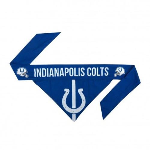 Indianapolis Colts Tie-On Dog Bandana