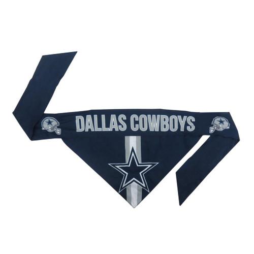 Dallas Cowboys Tie-On Dog Bandana