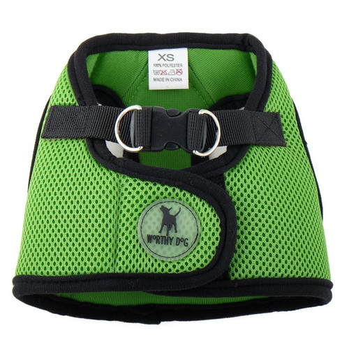 Sidekick Harness | Lime | Front