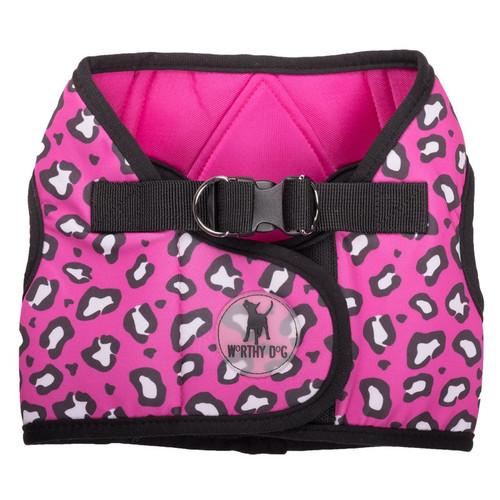 Sidekick Harness | Pink Cheetah