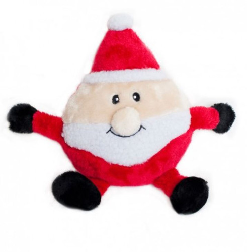 Holiday Brainy Toy | Santa