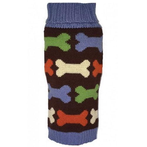 Bones Dog Sweater