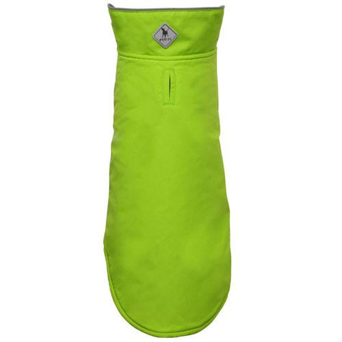 Worthy Dog Apex Dog Jacket   Apple Green