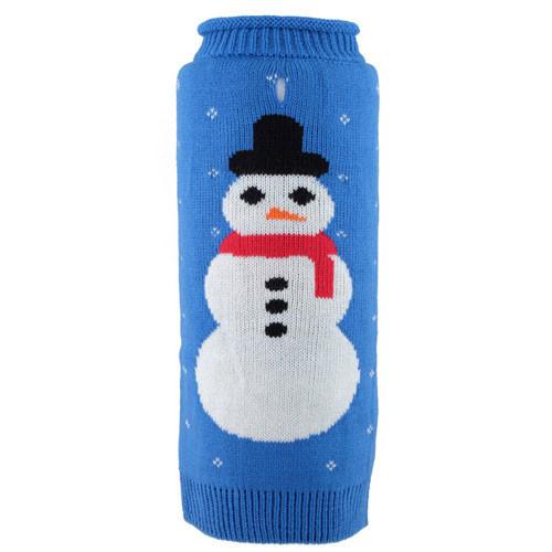 Frosty Dog Sweater