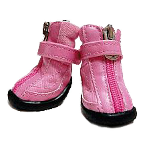Hiker Dog Boots | Pink