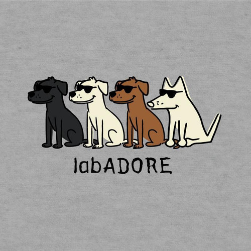 LabAdore Lightweight Unisex T-Shirt