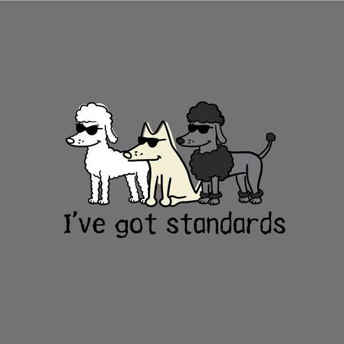 I've Got Standards Classic T-Shirt
