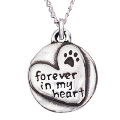 Sterling Silver Human Necklace | Forever In My Heart