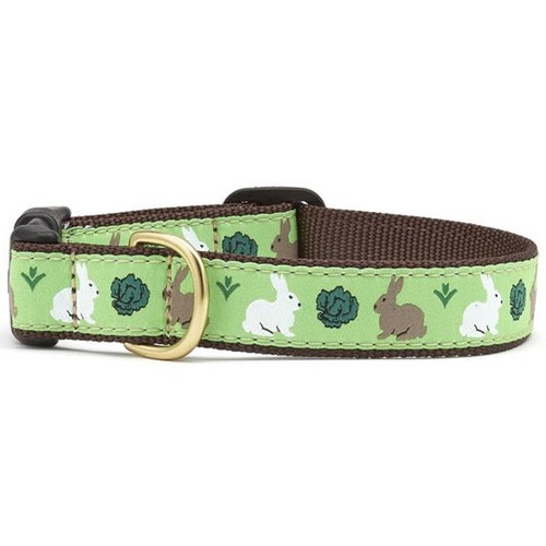 Garden Rabbit Dog Collar