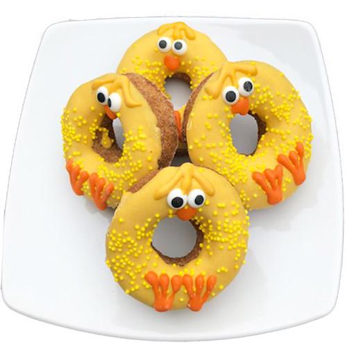 Spring Chicky Donuts