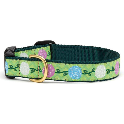 Hydrangea Dog Collar