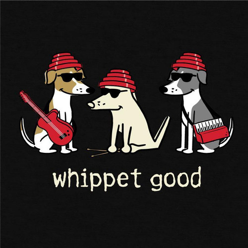 Whippet Good Lightweight T-Shirt