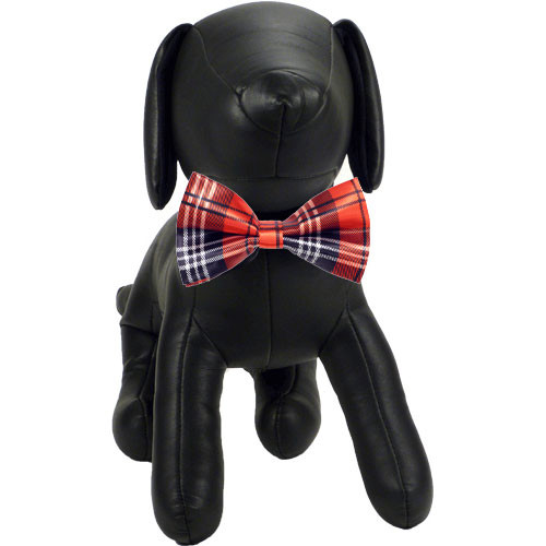 Caprese Dog Bow Tie