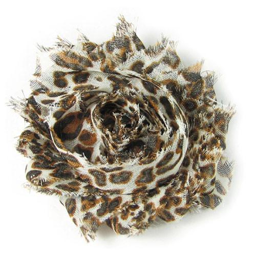 Shabby Animal Print Collar Bud