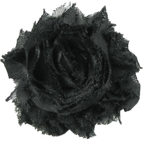 Shabby Black Collar Bud