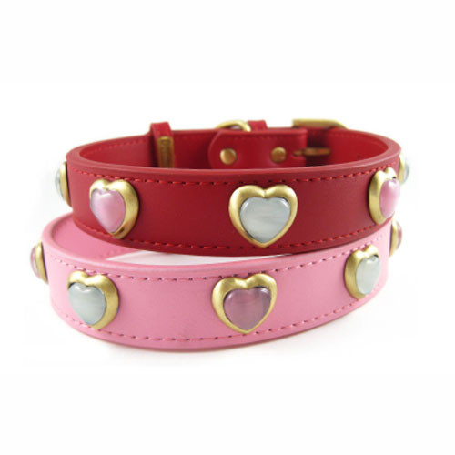 Heart Dog Collar