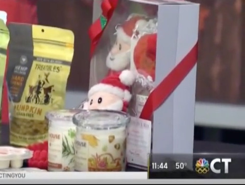 NBC Features Puppy Kisses Holiday Gifts