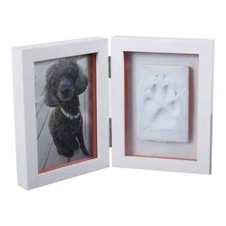 Paw Print Frame Kit - Puppy Kisses