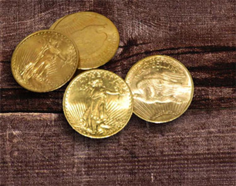 $20 Gold St. Gaudens Gold Coin