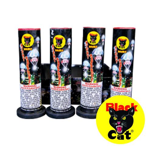 Black Cat Double Night Parachute