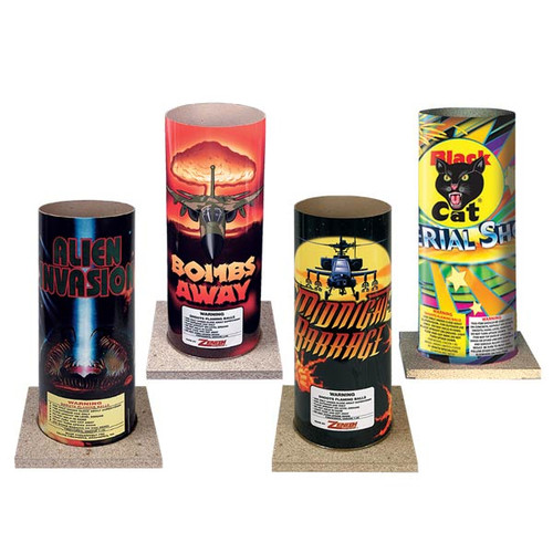 #900 Large Mortar Assorted