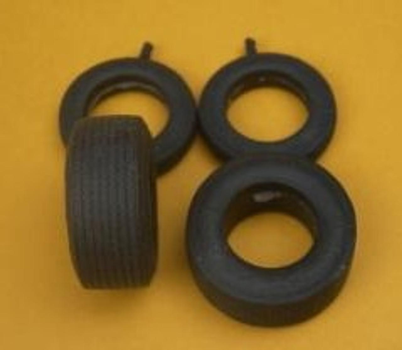 M/T Sportsman 4-Tire Set 1/25