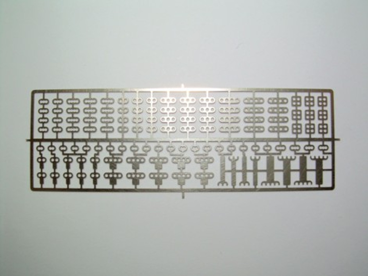 Spark Plug Wire Looms, Photoetched 1/25