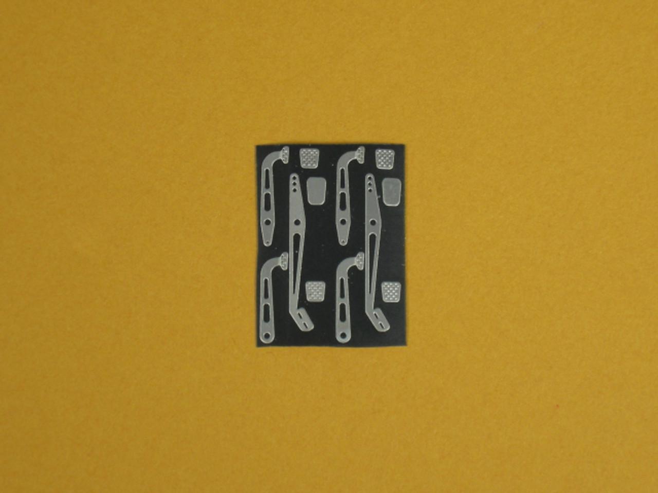 Pedal Set for FC, PM or Door Slammer 1/25