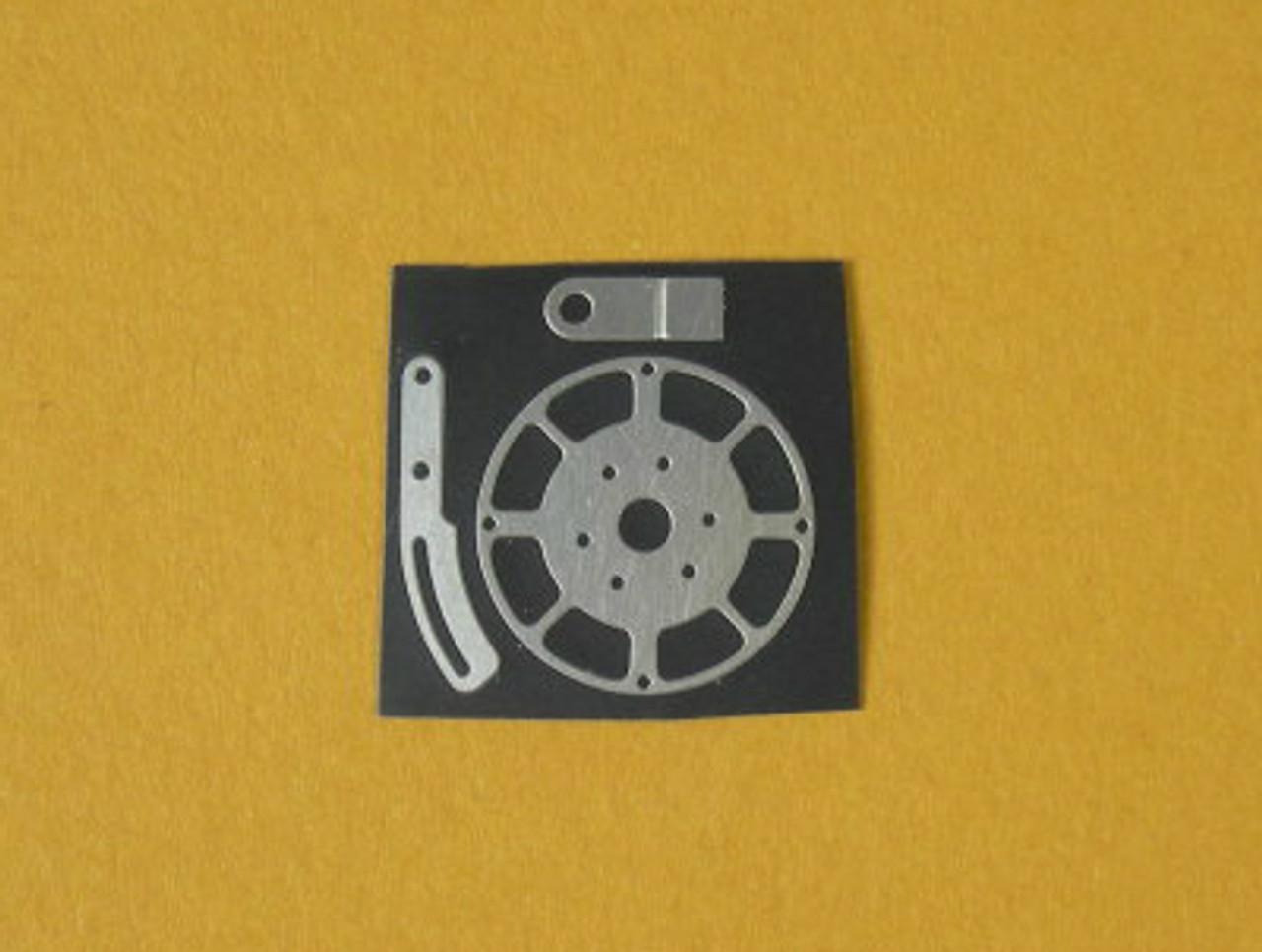 Small Block Engine Crank Trigger 1/25