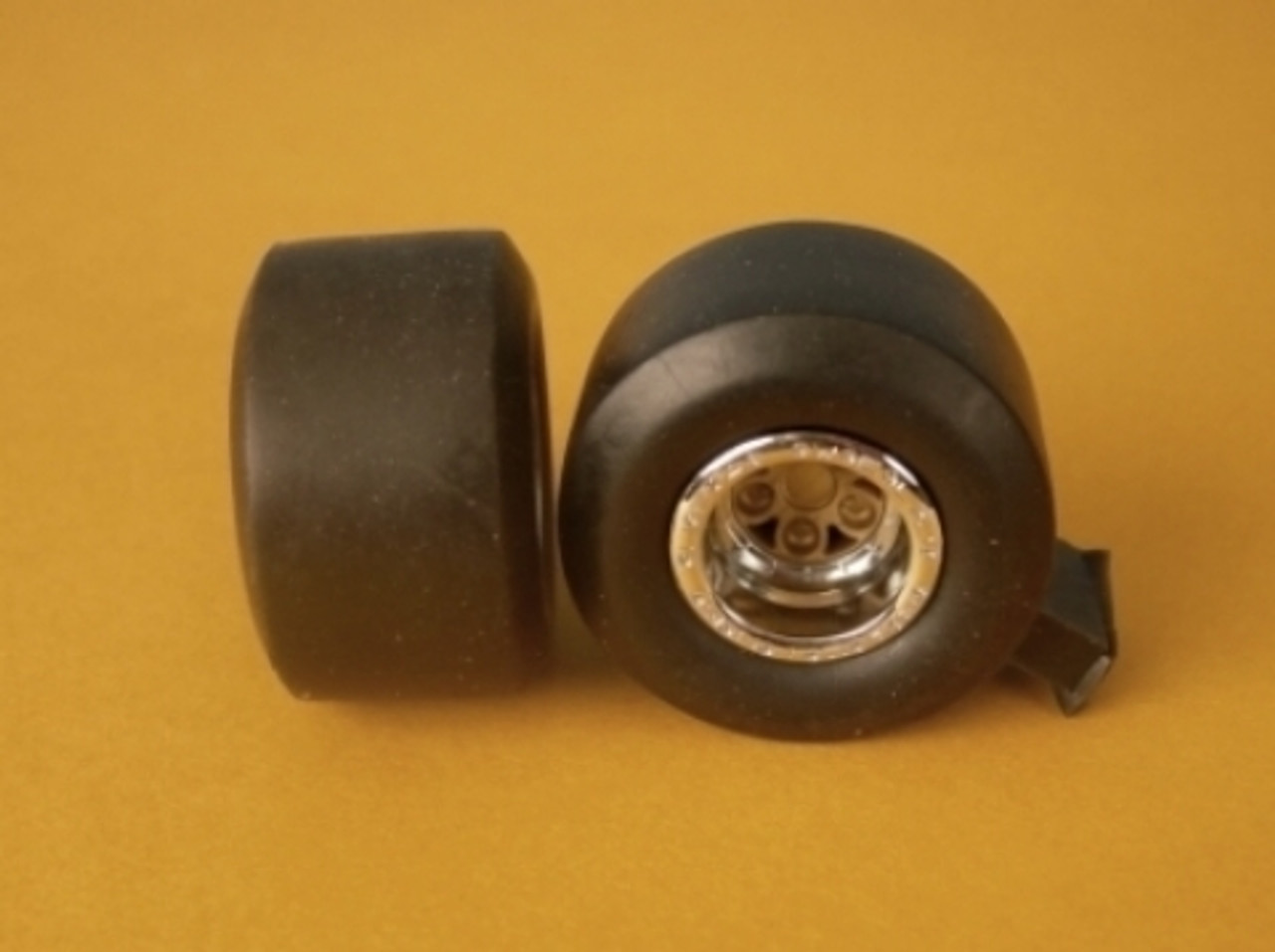 Shown with Pegasus wheels as an example.  Wheels are not included.